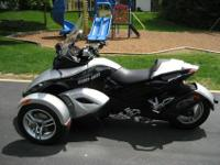 Excellent Condition 2008 Can Am Spyder GS SM5, 6100