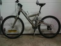 Cannondale super v 400 handmade in U.S.A. Full