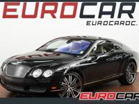 FEATURED: 2004 BENTLEY GT COUPE ONLY 17K MILES