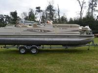 A few years ago, the seller bought this boat from a