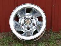 I have a set of 5 Factory Mag Wheels for a ford F150.