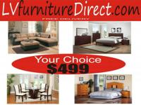 CRAZY LOW PRICES @WWW.LVFURNITUREDIRECT.COM /VEGAS