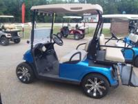 EZGO 48 volt LOW RIDER GOLF CART THIS CART HAS 14 INCH