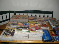 show contact info   BARELY USED MAGAZINES - EXCELLENT