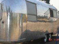 The pleasure of an very low cost Airstream vacation is