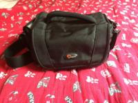 Lowepro camera case $20 Photo paper $5  Please contact