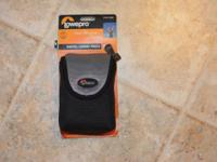 Brand new, never used Lowepro Camera Pouch. Will ship