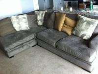 This item must go this week! New Couch purchased for