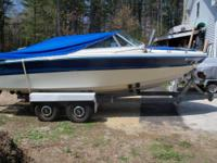 20' Webb Craft....awesome shape 1986 low hrs 435,
