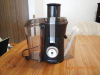 HAMILTON BEACH Big Mouth Pro Juice Extractor. Like New
