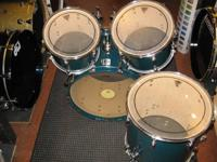 We are selling a used Sonor Force 3001 4pc shell pack.