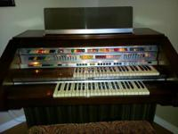 Lowery Organ for sale. Contempo Eighty model. This was