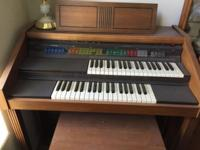 Lowery Organ Debuet -- Electric $200.00 OBO Please