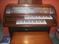 I have a Lowrey Fiesta Organ Model LC/25 for sale for