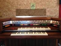 The Lowrey MX-1 represents a top of the line organ and