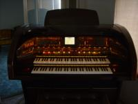 This organ is in perfect working condition with