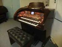 Lowrey SU530 Stardust Organ.. Was Lowrey's top of the