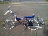 "Custom 20"" lowrider schwinn bike. This bike has won"