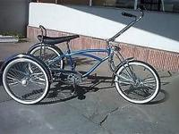 "Low Rider 3 Wheeler Trike Bike Bicycle 20"". NEW."