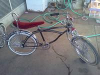 hi i have an fully custom 20 inch lowrider bike it gots
