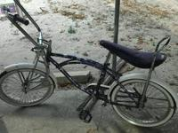 I have a lowrider bike that looks like the picture