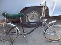 Super clean lowrider bike always garaged never sat