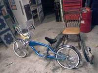 Lowrider. Bike for sale $500.00 or open for trades call