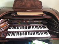 Like new Lowry Palladium  organ. Works great! Purchased