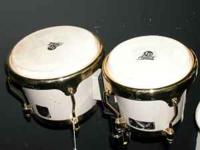 LP Aspire Bongos w/Stand for sale. I'm asking $125 OBO.