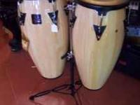 This is an awesome set of Congas by LP Aspire from the