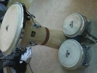 }TWO GREAT INSTRUMENTS FROM LATIN PERCUSSION{ I am