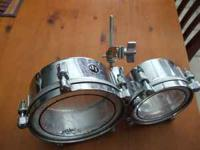 I have a set of LP Mini Timbales in great condition.