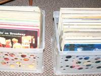 Most of these LPs are in good condition, some of the