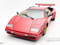 1983 Lamborghini Countach LP5000S in STUNNING