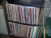 LPS, 45s, 8 Tracks And Cassettes 50s 60s 70s 80s Pop,