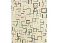 Allure area rug consists of very vibrant colors and