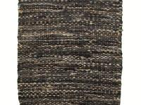 From the flatweave collection, the Tribeca area rug