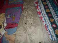 Brand New Lrg Cargo Pants For Girls/Women. Size 13.