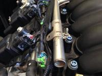 PRK Automotive makes and modifies GM LSX takes