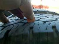 Have a pair of bf goodrich tires for sale... have about