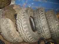 I have four matching tires that did hold air. off road