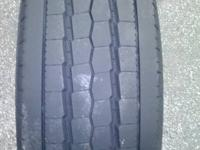 I have a LT245/75R16 Goodyear G647 RSS with 11/32