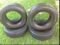I HAVE A SET OF MICHELIN LTX A/T TIRES FOR SALE!!!!!!