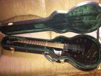 I am selling a LTD 6 string guitar and a Ibanez 4