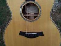 2003 Taylor 714CE LTD. This is not an ordinary 714CE.