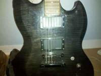 Hey there, I am selling my LTD viper guitar with EMGZ