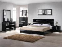Product description: Lucca Bedroom by J&M Furniture