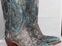I have this great pair of Lucchese 1883 Ladies Goat