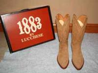 a668d9cac13 Tony Lama Elephant Skin Cowboy Boots, size 8 1/2 D - for Sale in ...