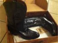 BEST OFFER I have a pair of lucchese handmade boots for